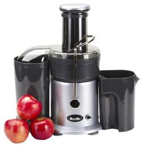 Breville Juice Fountain Professional Juice Extractor