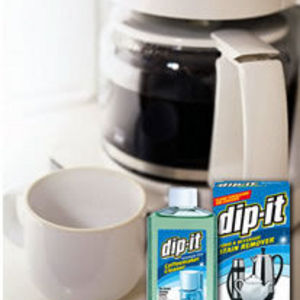 Reckitt Benckiser Dip-It Coffeemaker Cleaner