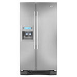 Whirlpool Gold Side-by-Side Refrigerator GS5VHAXWQ