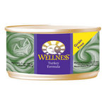 Wellness Turkey Formula Canned Cat Food