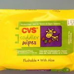 CVS Toddler Wipes