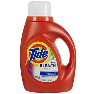 Tide with Bleach Alternative Liquid Laundry Detergent