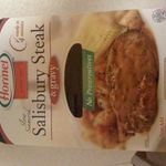 Hormel Slow Simmered Salisbury Steak & Gravy