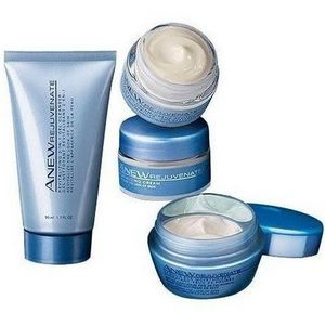 Avon Anew Rejuvenate Skin Revitalizing System