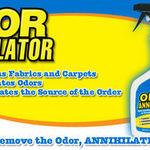 Wow Triple Action Odor Annihilator
