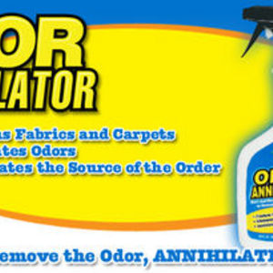 Wow Triple Action Odor Annihilator