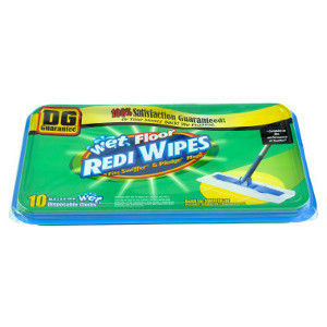 Dollar General Duster Refills Redi Wipes
