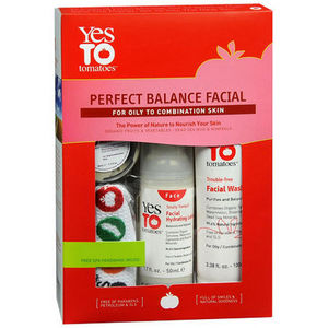 Yes To Tomatoes Perfect Balance Facial Kit