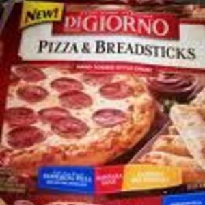 DiGiorno Pepperoni Pizza & Cheesy Breadsticks
