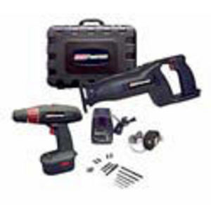 Coleman Powermate Cordless 18V Drill & Reciprocating Saw