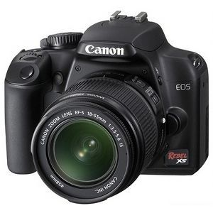 Canon - EOS Rebel T2i Digital Camera