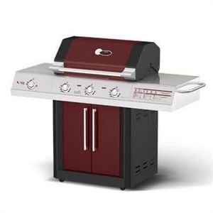 Char-Broil Red Infrared Propane Grill