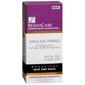Rejuvicare Hair & Nail Formula Caplets