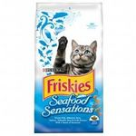 Purina Friskies Seafood Sensations Dry Cat Food