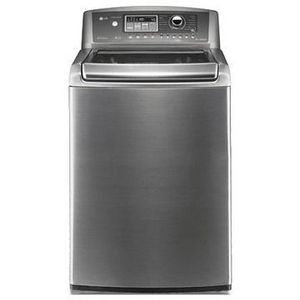 LG Wave Series Ultra Large Capacity Top Load Washer WT5101H