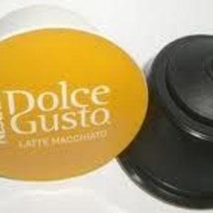 Dolce Gusto Latte Capsules