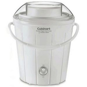 Cuisinart 1.5 Quart Ice Cream Maker