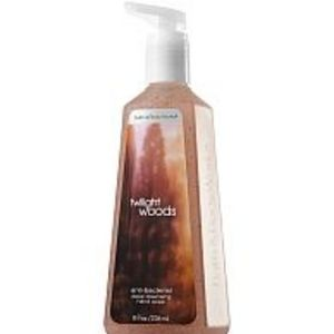 Bath & Body Works Anti-Bacterial Deep Cleansing Hand Soap (Twilight Woods)