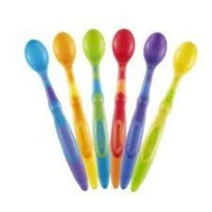 Munchkin Soft-Tip Infant Spoons