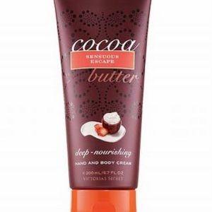 Victoria's Secret Cocoa Butter Sensuous Escape Deep-Nourishing Hand & Body Cream