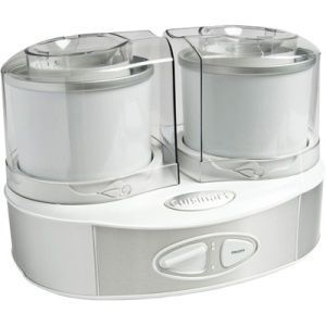 Cuisinart 1-Quart Flavor Duo Ice Cream Maker