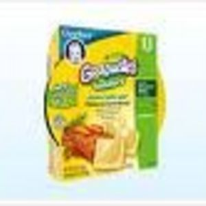 Gerber Graduates for Toddlers Pasta Pick-Ups Chicken & Carrot Ravioli