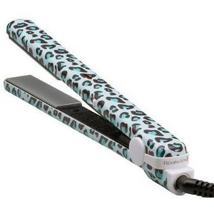 "Remington 1"" Leopard Printed Flat Iron"