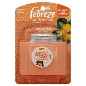Febreze Set & Fresh Air Freshener