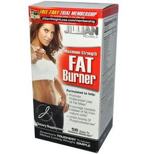 Jillian Michaels Maximum Strength Fat Burner MetaCaps