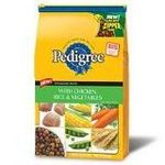 Pedigree Chicken, Rice & Vegetables Dry Food