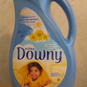 Downy Sun Blossom Liquid Fabric Softener