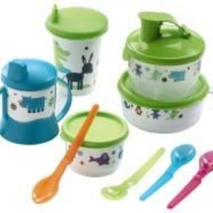 Tupperware Early Ages Eco Products for Babies & Young Ones