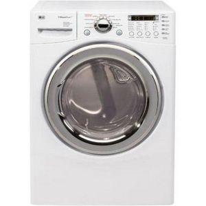 lg steam electric dryer