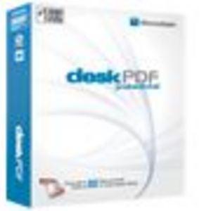 Docudesk deskPDF Professional