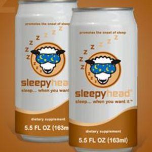 Sleepyhead - Drink