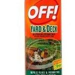 SC Johnson Inc Off! Yard And Deck Insect Repellent