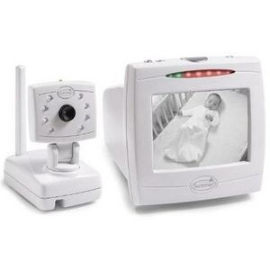 "Summer Infant Day & Night Baby Video Monitor with 5"" Screen"