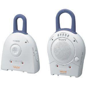 Sony BabyCall MHz Nursery Monitor