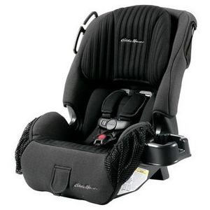 Ed Bauer Deluxe Convertible Car Seat