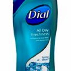 Dial All Day Freshness Antibacterial Spring Water Body Wash