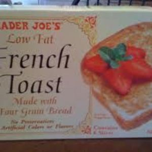 Trader Joe's Low Fat French Toast