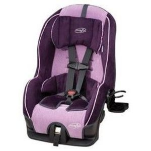 Evenflo Tribute Deluxe Convertible Car Seat 38111112 / 23191060 ...