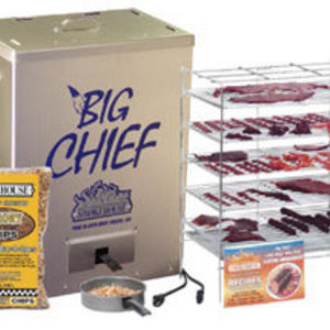 Smokehouse, LLC Big Chief Top Load Smoker