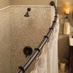 Moen Curved Shower Rod