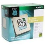 AMD Athlon 64 X2 6400+, 3.2 GHz (ADX6400CZBOX) Boxed Processor