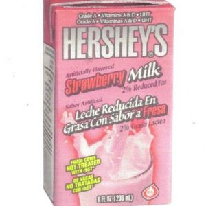 Hershey Shelf Stable Milk 8 Oz Boxes Reviews