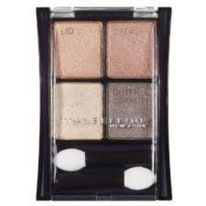 Maybelline Expert Eyes Shadow Quad Sunlit Bronze