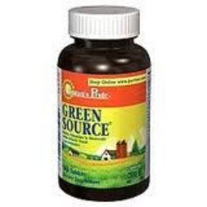 Puritan's Pride Green Source