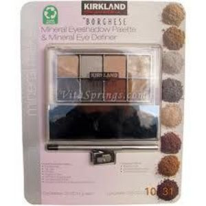 Kirkland Signature by Borghese Mineral Eyeshadow Palette