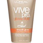 L'Oreal Paris Vive Pro Glossy Style - Smooth Gloss Anti-Frizz Cream